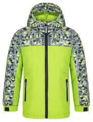 Loap chlapecká zimní bunda Cugio 116 zelená