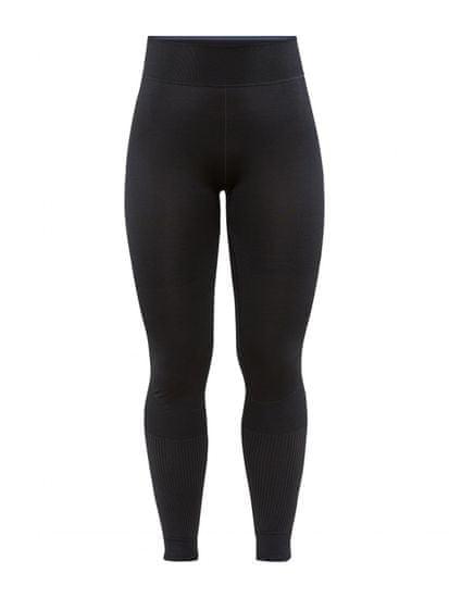 Craft ženske dolge hlače Fuseknit Comfort Black