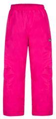 Loap Dziecięce spodnie outdoorowe Cudor 128 różowe