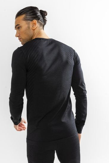 Craft moška dolga majica Active Comfort Black