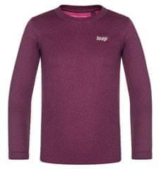 Loap Pixy otroška termo majica, roza, 116