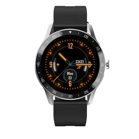 iGET Blackview X1 pametna ura, 33 mm, črna