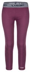 Loap Spodnie dziecięce Pimia 116 różowe