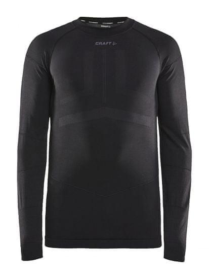Craft dolga majica Active Intensity Black/Asphalt