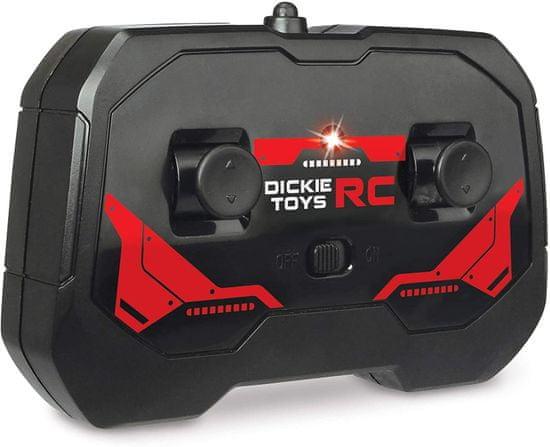Dickie RC Rocking Flippy avto na daljinsko upravljanje, 15 cm