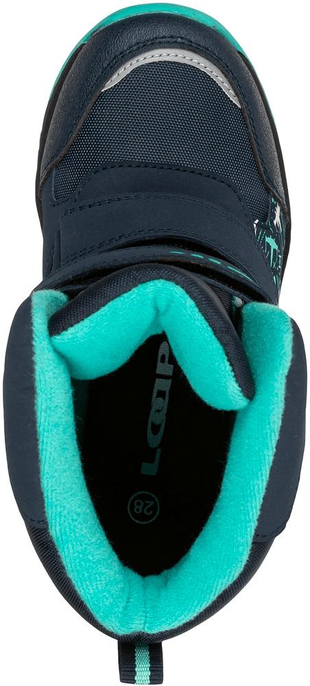 Loap dětská zimní obuv Nika 24 modrá