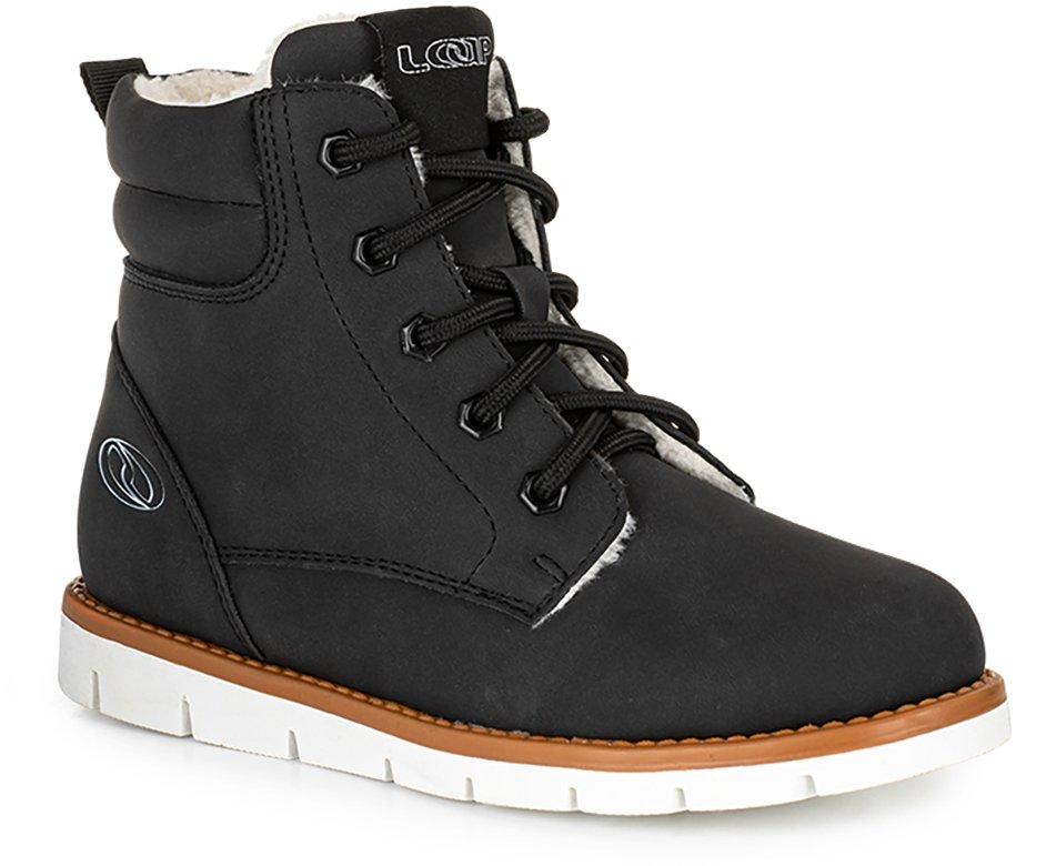 Loap dětská zimní obuv Viva 33 černá