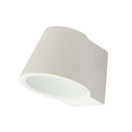 ACA ACA Lighting Gypsum nástenné sadrové svietidlo G85441W
