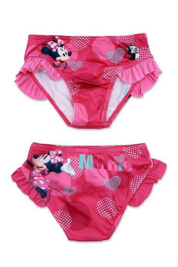 "SETINO Dekliške hlače za kopalke ""Minnie Mouse "" - fuksije"