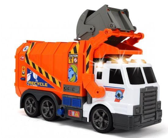 Dickie AS kamion za odvoz smeća, 46 cm