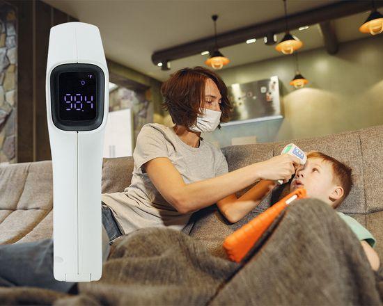 Alicn Medical Shenzen AET-R1B1 termometer, IR, brezstični - Odprta embalaža