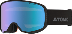 Atomic Revent OTG Stereo, fekete, kék lencsével