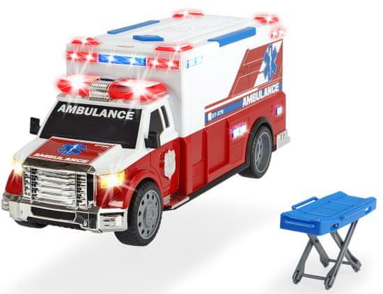 Dickie AS Ambulance kola hitne pomoći, 33 cm
