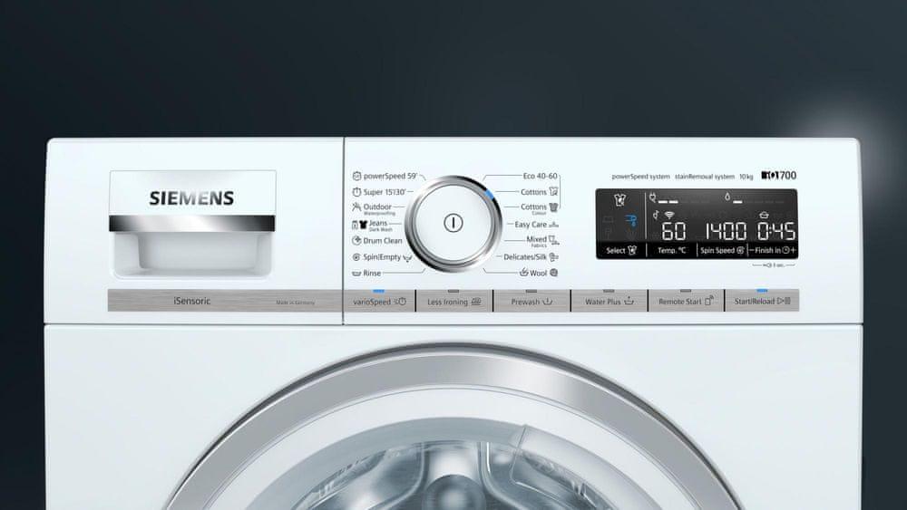 Siemens automatická pračka WM14XMH0EU + doživotní záruka AquaStop