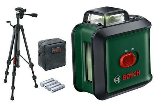 Bosch UniversalLevel 360 + TT 150 Křížový laser set 0.603.663.E03