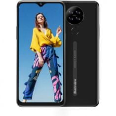 iGET Blackview A80 pametni telefon, 2GB/16GB, LTE, črn