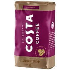 """COSTA COFFE Káva """"Signature Blend"""", tmavo pražená, zrnková, 1000 g"""