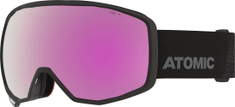 Atomic Count HD čierna, ružový zorník