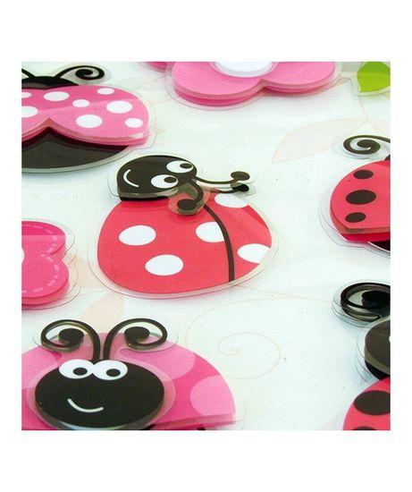 Crearreda 3L M Pink Ladybugs 14506 Slunéčko sedmitečné