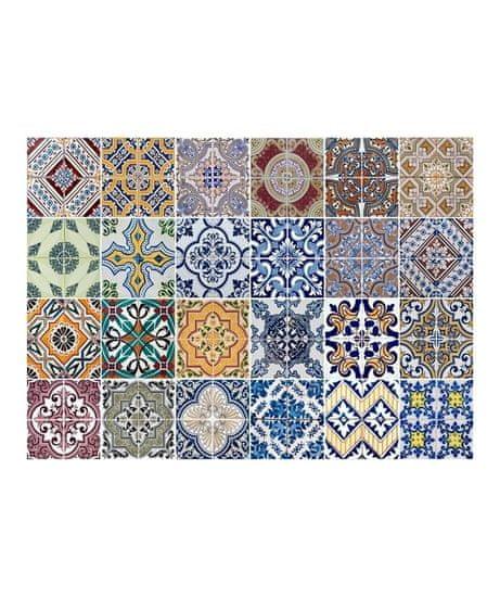 Crearreda KP Azulejos 67202 Malované portugalské dlaždičky azulejos