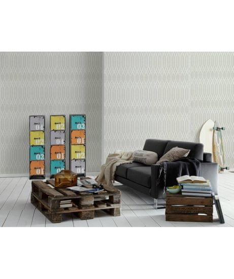 A.S. Création 366321 vliesová tapeta na zeď, rozměry 10.05 x 0.53 m