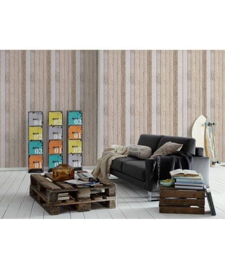 A.S. Création 899910 papírová tapeta na zeď, rozměry 10.05 x 0.53 m