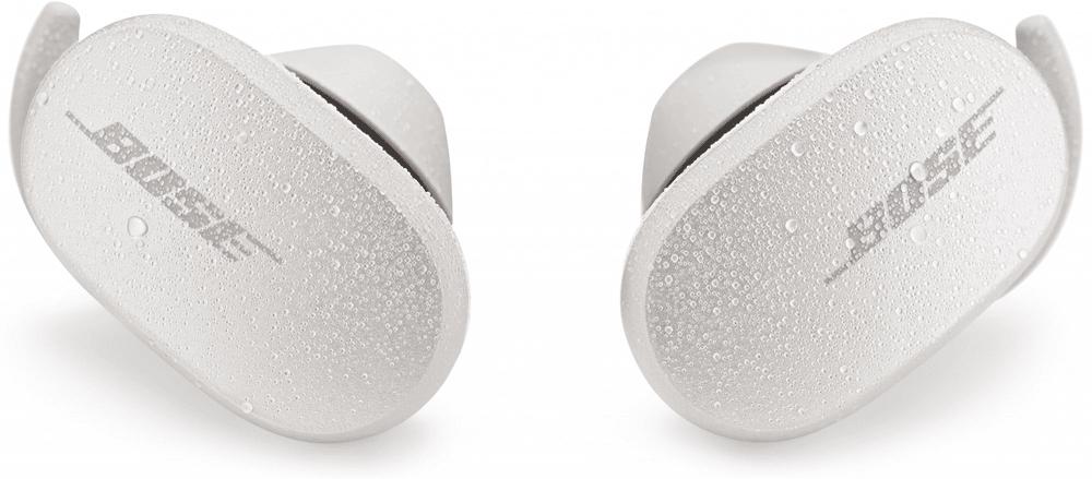 Bose QuietComfort Earbuds, slonovinová - rozbaleno