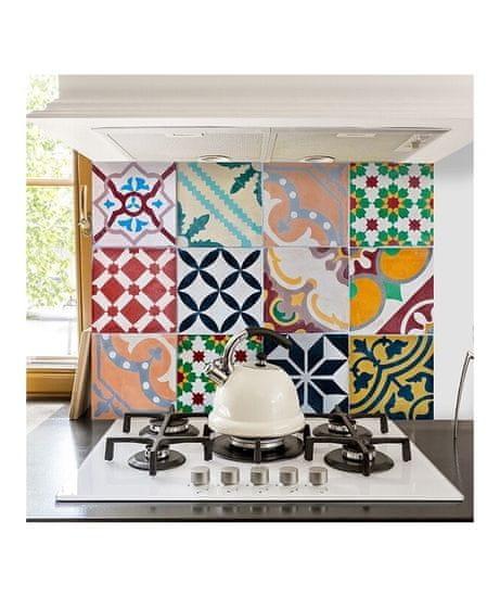 Crearreda KP Colorful Tiles 67261 Různobarevné dlaždice