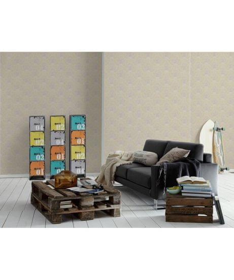 A.S. Création 765789 papírová tapeta na zeď, rozměry 10.05 x 0.53 m