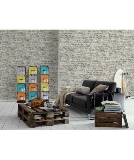 A.S. Création 363702 vliesová tapeta na zeď, rozměry 10.05 x 0.53 m