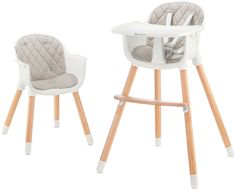 KinderKraft Sienna otroški stolček, siv
