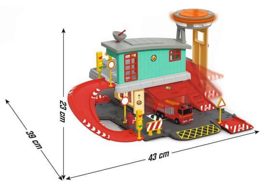 Dickie Gasilec Samo gasilska postaja