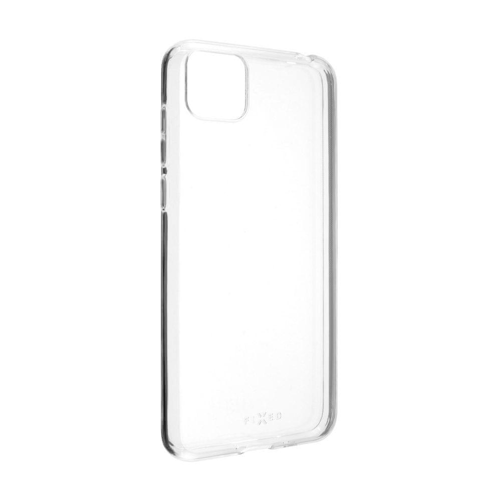 FIXED Ultratenké TPU gelové pouzdro Skin pro Honor 9S, 0,6 mm, čiré (FIXTCS-581)