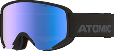 Atomic Savor Photo, černé, modrý zorník