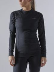 Craft Core Dry športni set, osnovni, ženski, črn, L