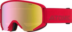 Atomic Savor Stereo, piros, rózsaszín lencse