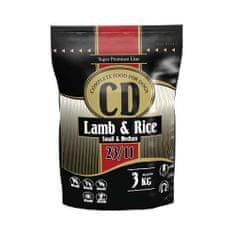 DELIKAN CD Adult Small and Medium 23/11 Lamb and Rice 3kg