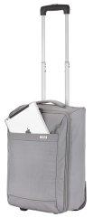 TRAVEL Z Příruční taška Weekend Trolley Grey