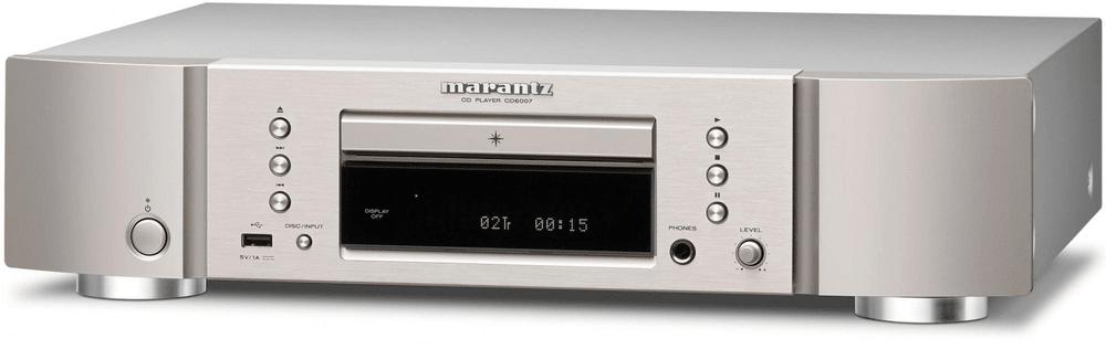 Marantz CD6007-N1, stříbrná/zlatá