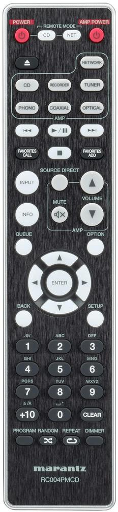 Marantz CD6007-N1, černá