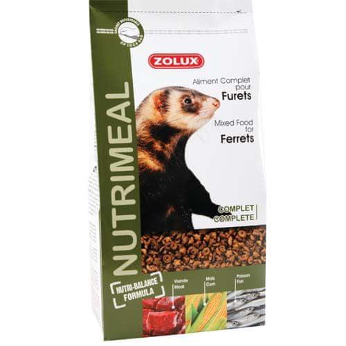 Zolux NUTRIMEAL Kompletné krmivo pre fretky 700g