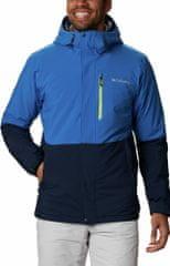 Columbia Winter District moška smučarska bunda, M, modra