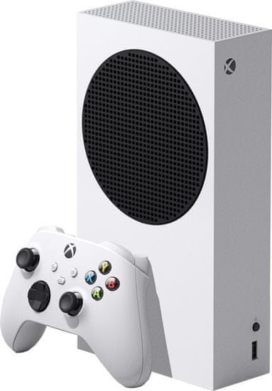 Microsoft Xbox Series S igralna konzola