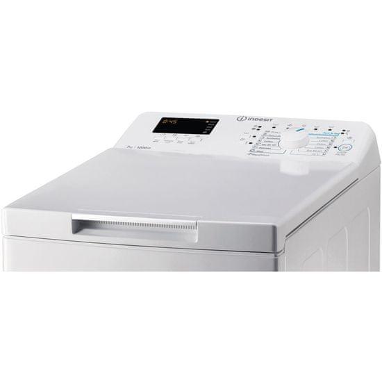 Indesit pračka BTW S72200 EU/N + 5 let záruka na motor