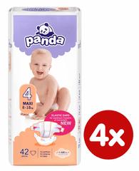 Panda Maxi - á 42 ks x 4 (168ks)