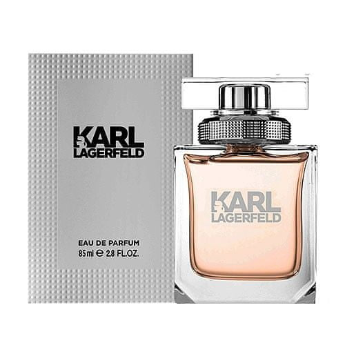 Karl Lagerfeld Karl Lagerfeld for Her - parfémová voda W Objem: 85 ml
