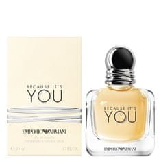 Giorgio Armani Because It´s You - parfémová voda W Objem: 50 ml