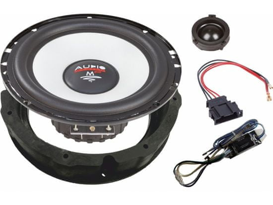 Audio-system SET - zadní reproduktory do Škoda Octavia III (2013-)- Audio System M