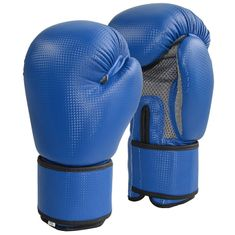 PHOENIX Carbon rokavice za boks, 8 oz., modre