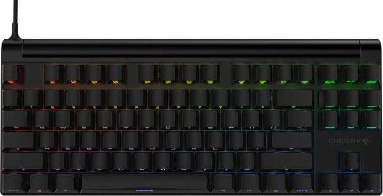 Cherry MX Board 8.0, Cherry MX Red, RGB, US (G80-3888HYAEU-2)
